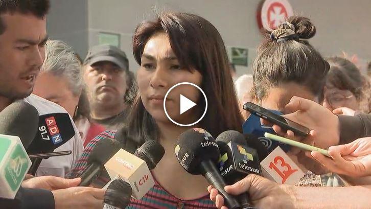 Acusan a carabineros de atacar con perdigones a dos alumnas del Liceo 7 de Santiago