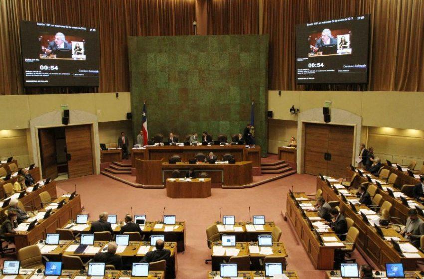 Cámara de Diputados rechaza acusación constitucional contra Presidente Sebastián Piñera.