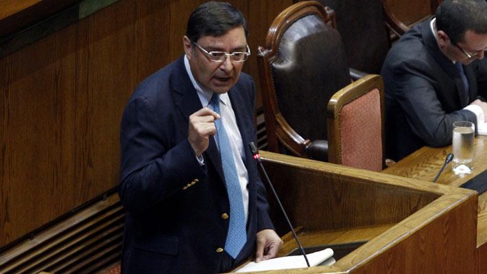 Cámara de Diputados aprobó acusación constitucional contra intendente Guevara.