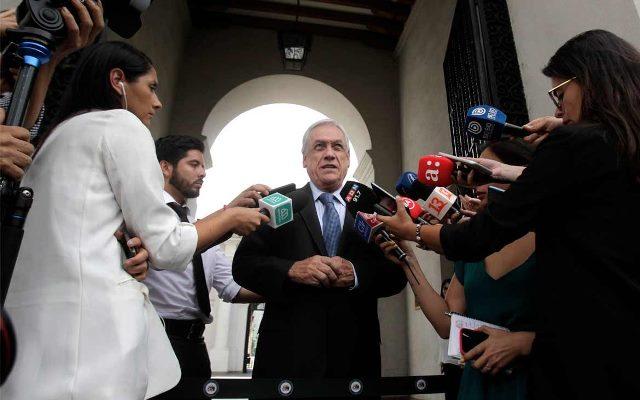 El problema no es la violencia, es Piñera