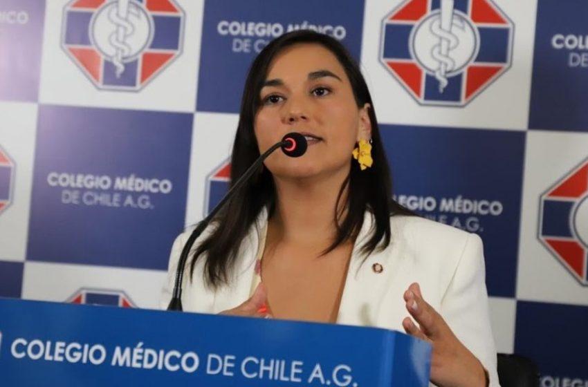 Presidenta del Colmed enrostra al gobierno incoherencia en discurso sobre el plebiscito
