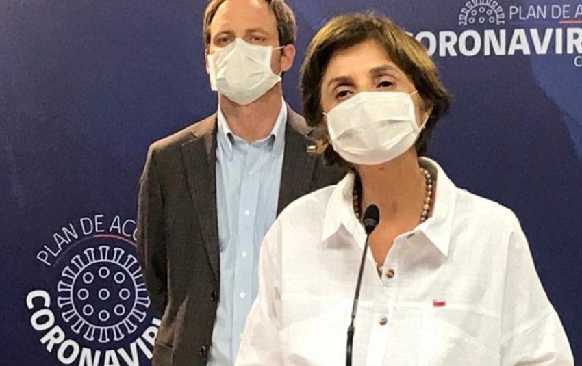 """Subsecretaria de Salud asegura que se puede salir a tomar un café en grupo """"con distanciamiento social"""""""