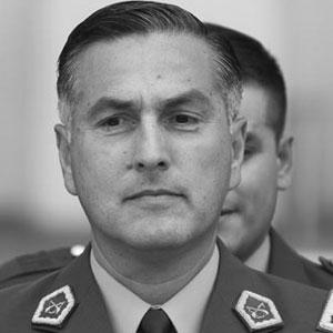 Mario Rozas, general director de Carabineros