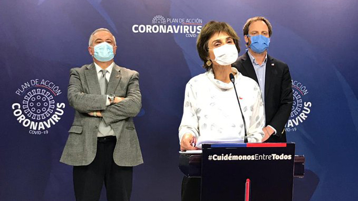 La cifra más alta: Minsal reporta 1.533 diagnosticados de Covid-19 en las últimas 24 horas