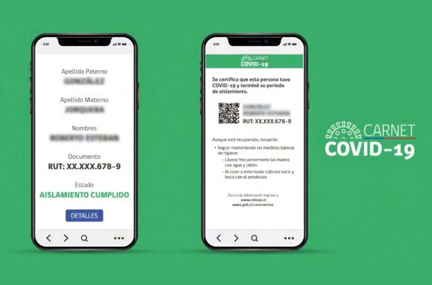 Gobierno retrocede y anuncia postergación de entrega del carnet Covid
