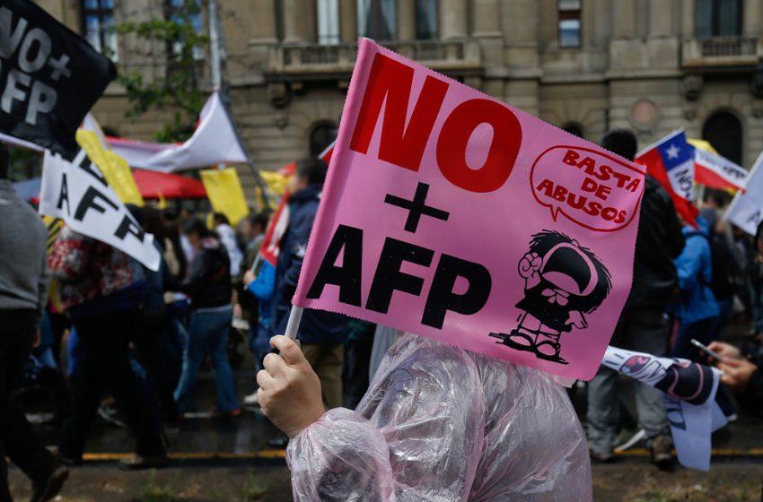 Proyecto del gobierno restringe a afiliados a las AFP posibilidad de cambiarse de multifondo