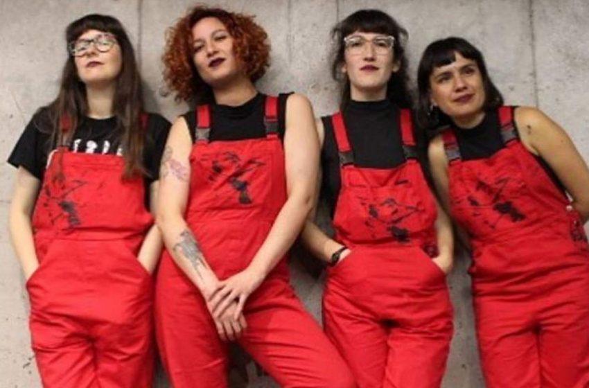 """Carabineros denuncia a colectivo Las Tesis por """"atentado contra la autoridad y amenazas"""""""