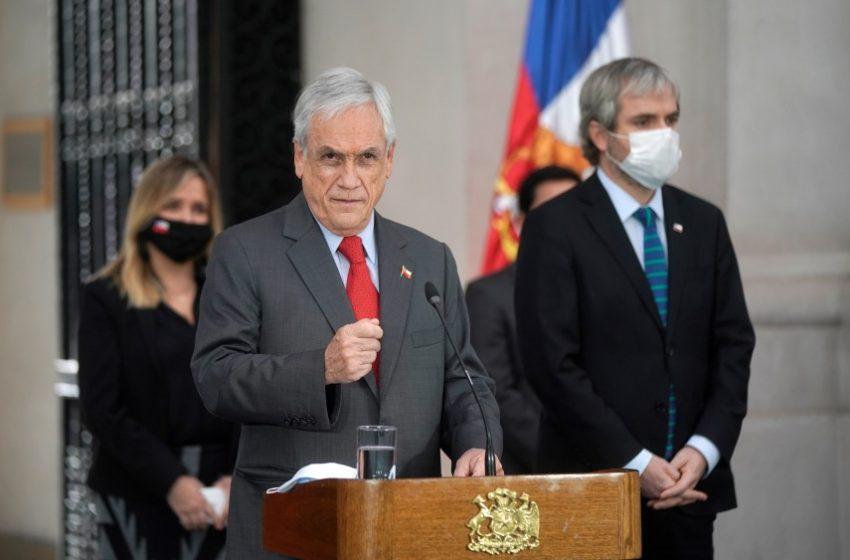 Última oferta: con nuevo bono de $500.000 Piñera busca frenar retiro del 10% de las AFP