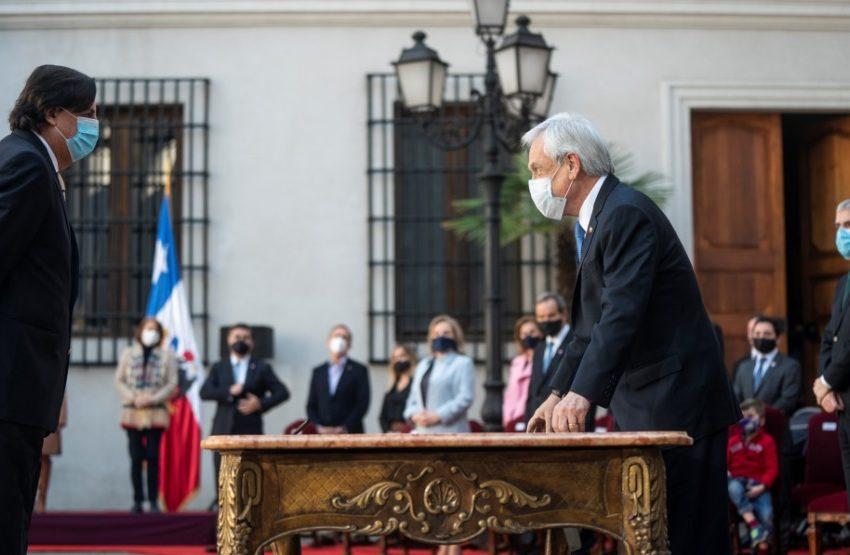 Cambio de gabinete: en tiempos de crisis Piñera se atrinchera con la derecha más dura