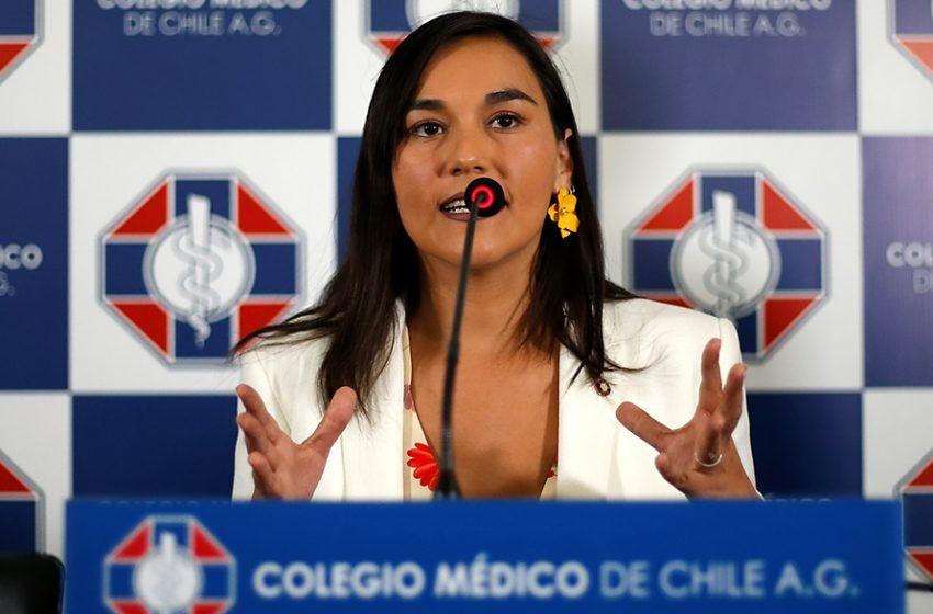 """Presidenta del Colmed: """"La alimentación forzada nunca es éticamente aceptable"""""""