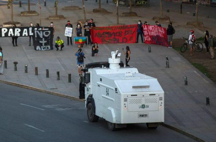 El Estado y las policías ante el derecho a la manifestación