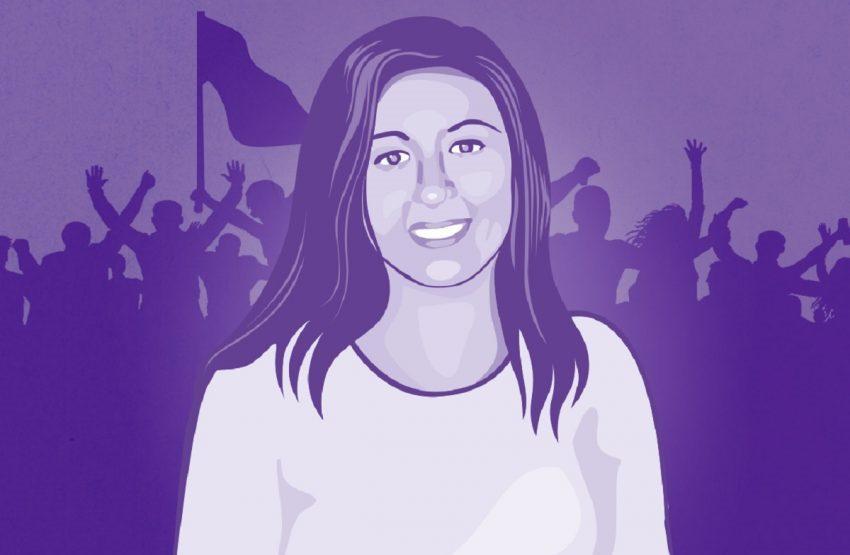 """Hermana de Fabiola Campillai: """"Nadie se ha acercado a nosotros, ni Carabineros, ni el gobierno"""""""