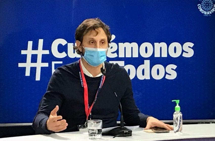 """Jefe de Epidemiología del Minsal: """"El sistema que usaba Mañalich no dio el ancho"""""""