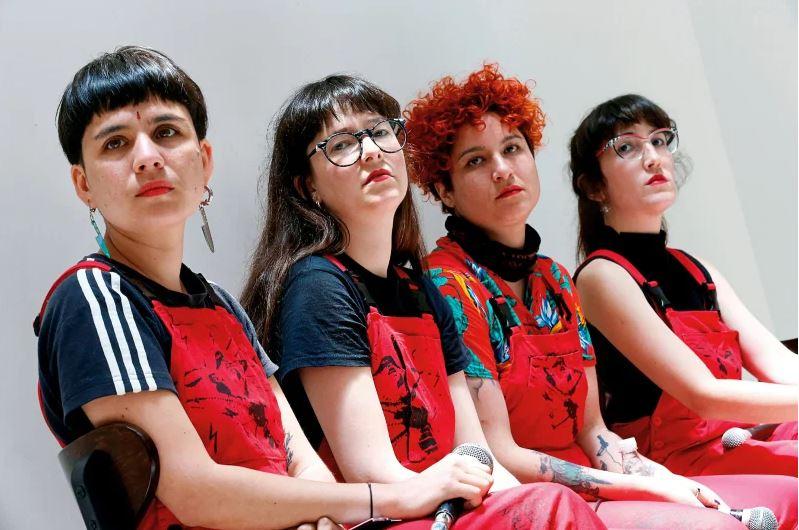 """Colectivo Lastesis fue elegido entre """"las 100 personas más influyentes del 2020"""" por revista Time"""
