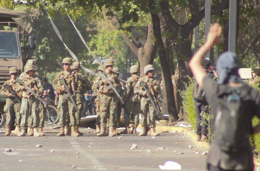 Comandantes de las Fuerzas Armadas instan a definir qué se entiende por infraestructura crítica