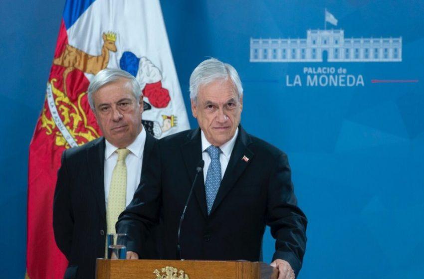 Piñera y otras autoridades piden remover a fiscal que los investiga por muertes durante la pandemia