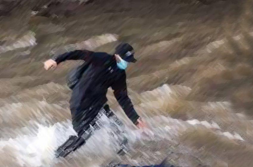 Héroe que salvó la vida de menor lanzado del puente Pío Nono recordó el dramático rescate