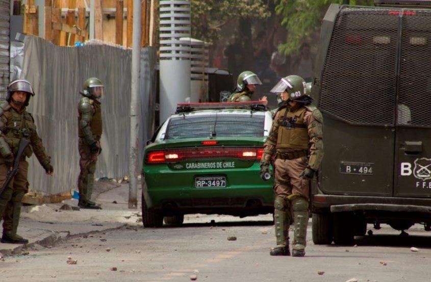 Gobierno anuncia el despliegue de 40.000 carabineros en las calles este 18 de octubre