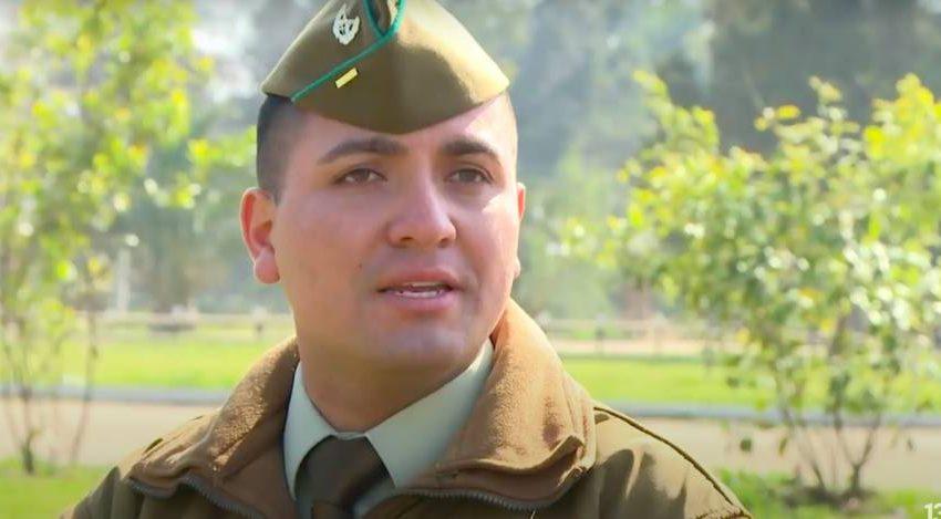 Revelan participación de carabinero infiltrado en ataque contra de subcomisaría de Peñalolén