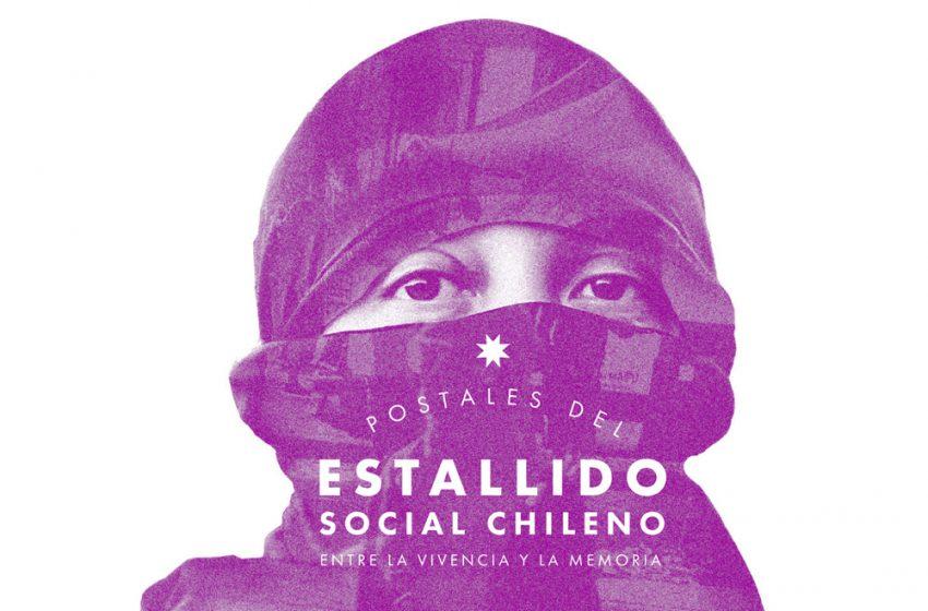 """""""Postales del Estallido Social Chileno"""", el libro colaborativo con fotografías sobre el 18-O"""