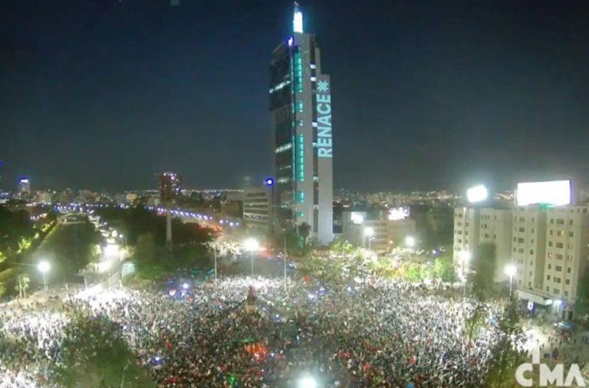Histórico: con un aplastante 78%, los chilenos desecharon la constitución de la dictadura