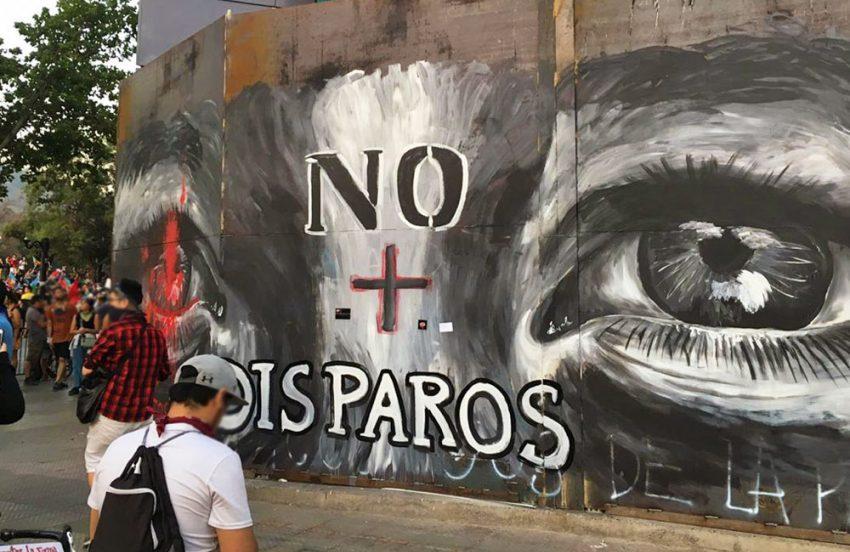 Ratifican prisión preventiva contra Claudio Crespo, imputado por dejar ciego a Gustavo Gatica