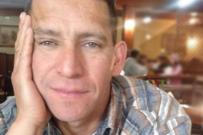 Cristián Valdebenito víctima de violencia policial.