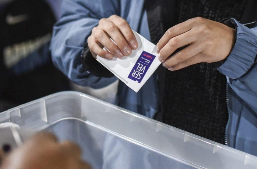 Escasa participación marcó jornada de primarias para gobernadores regionales y alcaldías