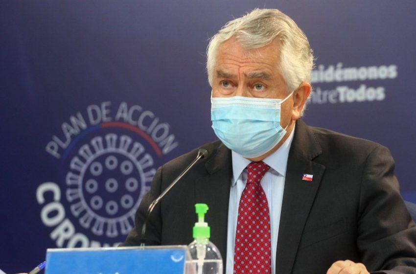 Ministro Paris confirmó entrega de correos pedidos por la justicia en tres días hábiles