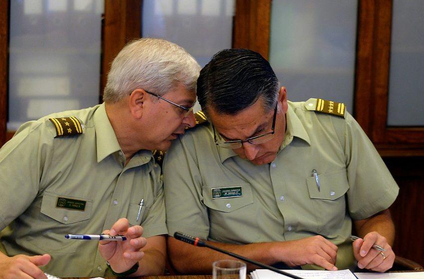 General (r) Mario Rozas deslindó responsabilidad institucional durante el estallido social en su sucesor