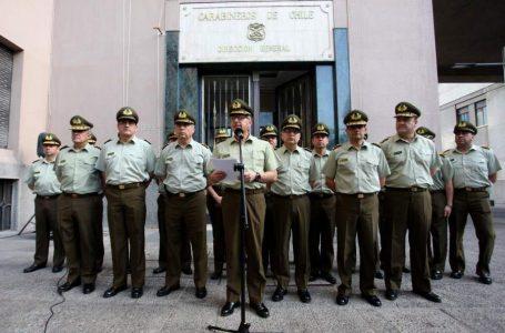 Noticias 12 al 18 de febrero: gobierno cede a presión de Carabineros y se rehusa a refundar institución