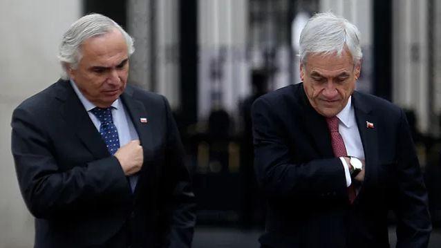 Desde el 2018 un viento helado sacude a La Moneda